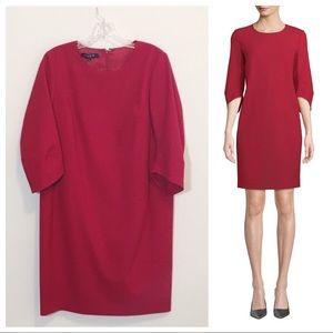 Lafayette 148 New York Miriam Wool Blend Dress 4